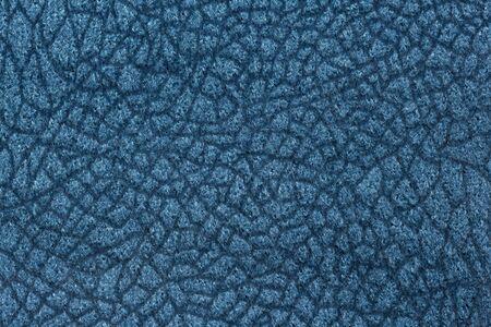 Amazing blue textile background.