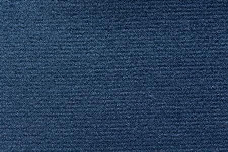 Superior dark blue fabric texture. Stock fotó