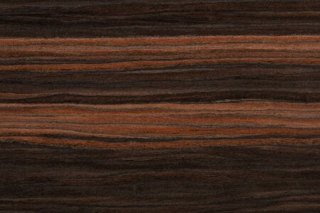 Unique ebony veneer background in brown color. High quality texture in extremely high resolution. 50 megapixels photo.