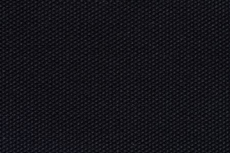 Just dark fabric texture for your stylish look. High resolution photo. Stock Photo