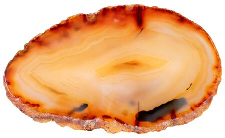 Perfect agate in awesome color for your project work.