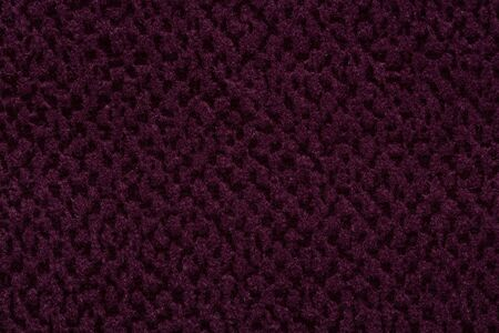 Deep violet fabric background with reliefs. High resolution photo. Stock fotó