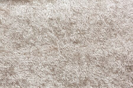 Soft textile background in white colour.