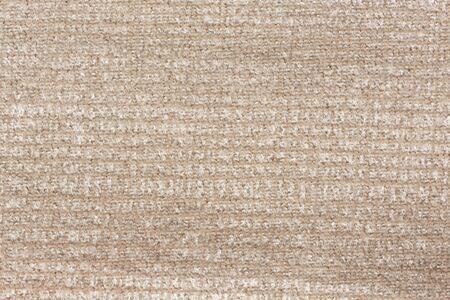 Elegant beige fabric background. High resolution photo.