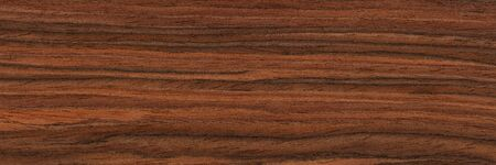 Attractive rosewood veneer background for your awesome exterior view. Natural wood texture, pattern. Stock Photo