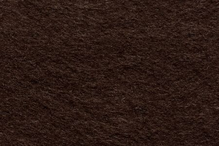 Simple brown fabric background. High resolution photo.