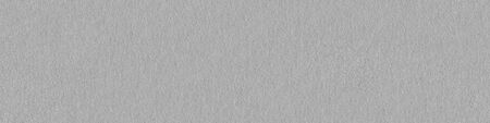 Grey felt material as a background. Panoramic seamless texture, Banque d'images - 144173545