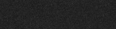 Background of black felt. Panoramic seamless texture, pattern fo 版權商用圖片