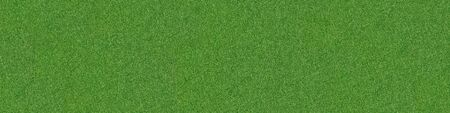 Green felt background based on natural texture. High quality panoramic seamless texture, pattern for artwork. Stock Photo