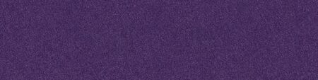 Dark purple felt texture for design, abstract background. Panora
