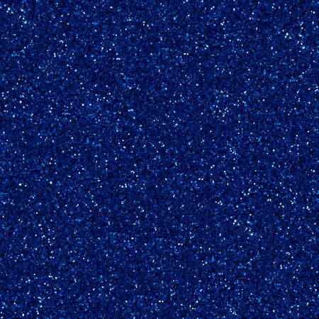 Elegant dark blue glitter, sparkle confetti texture. Christmas abstract background, seamless pattern.