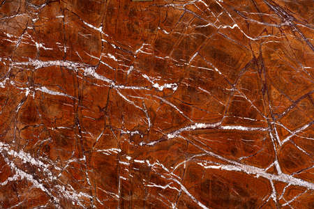 White Fire Gold - polished natural marble stone slab, texture for perfect interior, background or other design project.