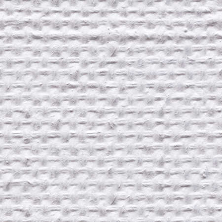 Canvas natural texture in stylish classic white color for your project. Seamless pattern background.