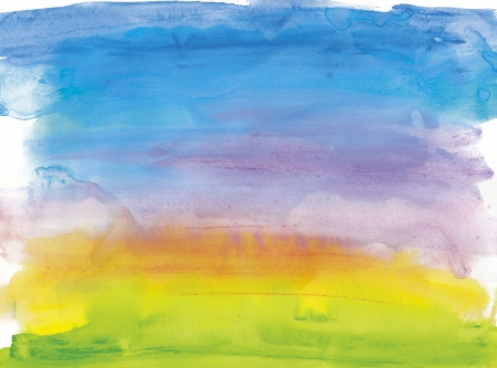 Gradient was drawn with a paint