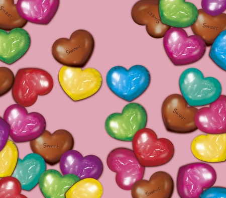 Chocolat dispers�s