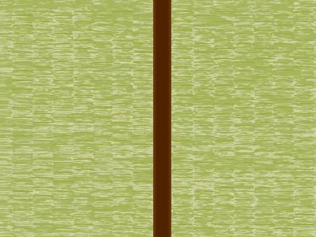 Japanese tatami material