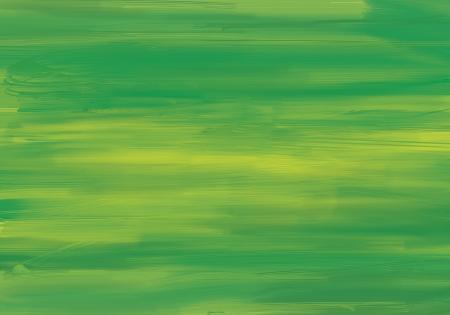 Peint en fond vert