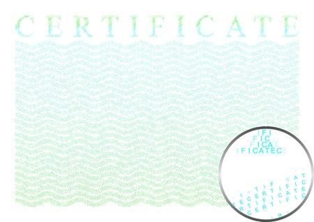 certificate vector eps