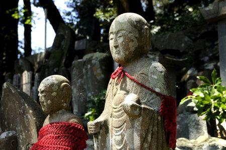 deity: a guardian deity of children  Buddhism