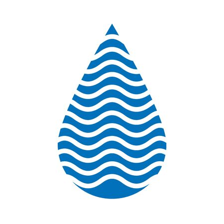 Water Drop Vector Design