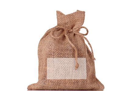 Money Bag Standard-Bild