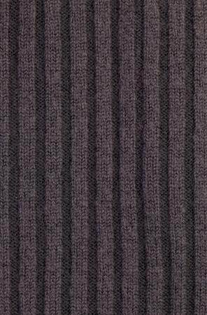 Gray Knitted wool background, Full Frame Stock Photo - 16383388
