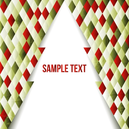 story time: Christmas background. Vector illustration. Merry Christmas. Happy New Year. Vector pattern. Vintage vector. Christmas tree. Paper texture