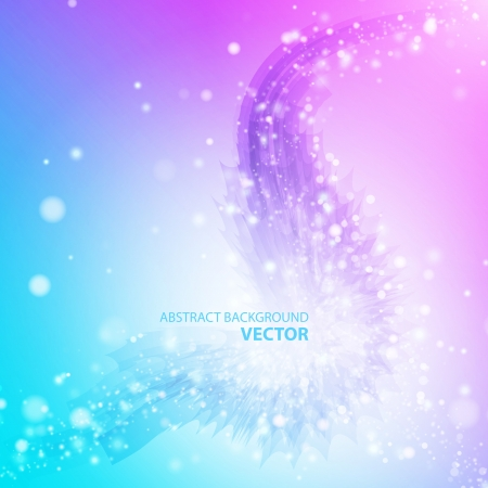 Abstract vector background  Music background  Bright background  Green background  Blue background  Violet background  Abstract art Vector