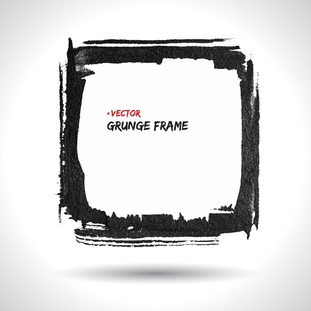 Grunge  frame  Grunge background  Watercolor background  Retro background  Vintage background  Business background  Abstract background  Hand drawn  Texture background  Abstract shape Stock Vector - 16724771