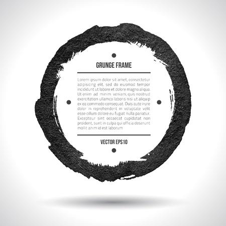 グランジ ベクトル フレーム グランジ背景水彩背景レトロ背景ビンテージ背景ビジネス背景抽象背景手描画テクスチャ背景抽象的な円形