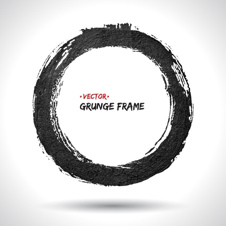 Grunge vector frame  Grunge background  Watercolor background  Retro background  Vintage background  Business background  Abstract background  Hand drawn  Texture background  Abstract round shape
