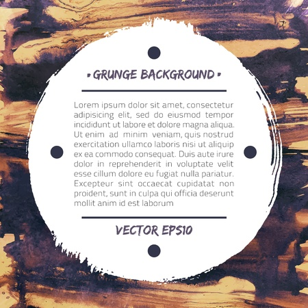 Watercolor background. Paper background. Grunge background. Retro background. Vintage background. Business background Vector