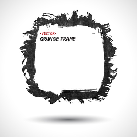 Grunge  frame    Stock Vector - 18393412