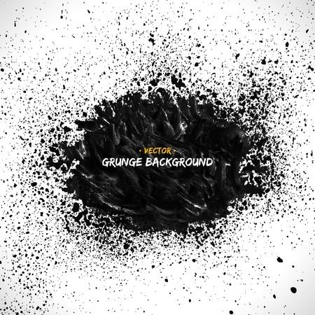 Grunge  Splash background