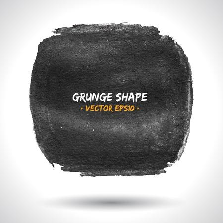 Grunge  Watercolor background Stock Vector - 18393426