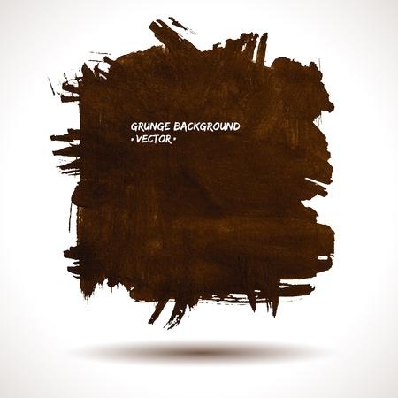 Grunge Aquarellhintergrund Standard-Bild - 18393455