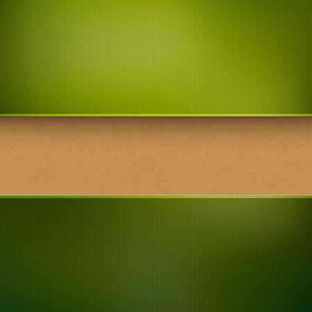 Vector cardboard paper textured background.  Vector