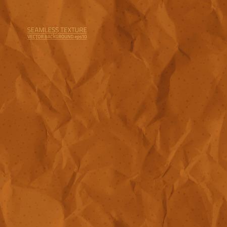Aumentó marrón de papel de textura fluida