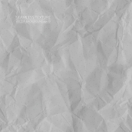 creased: Creased grey paper seamless texture