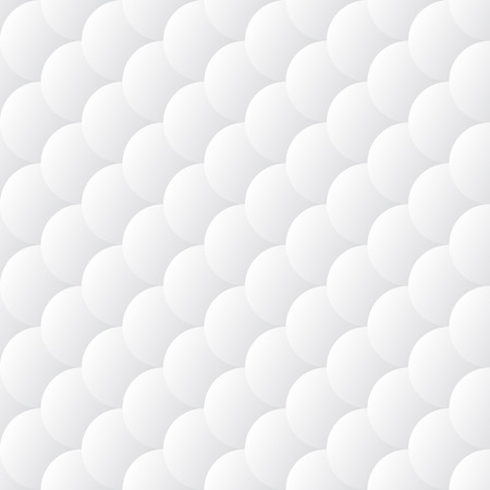 squamous: Abstract vector squamous white seamless pattern. Seamless vector background. Seamless vector wallpaper. Vector abstract art illustration Illustration