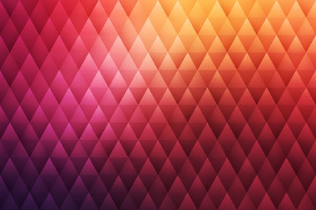 magenta: Abstract bright geometrical hipster textured vector background for design, business, print, web, ui and other Illustration