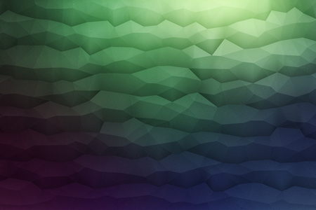 rock layer: Abstract 3d vector geometrical polygonal structure dark background for design, business, print, web, ui and other