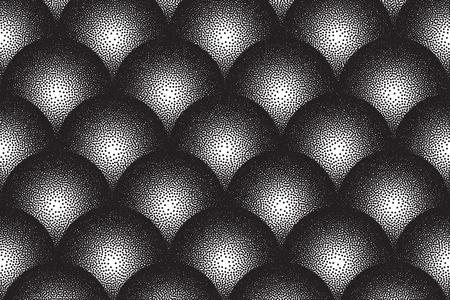 hand work: Vector hand made dotwork background in retro and vintage style. Abstract dotted stippling engraving texture. Artistic 3d illusion art illustration. Hand drawn ink work