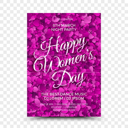 dispel: Womens Day  Design Template