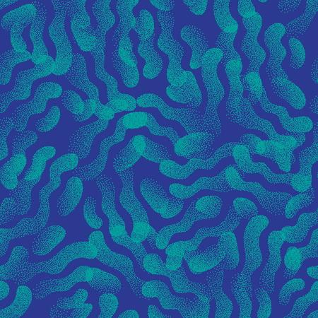 arbitrario: Resumen de vectores Stippled patrón extraño extraños Vectores