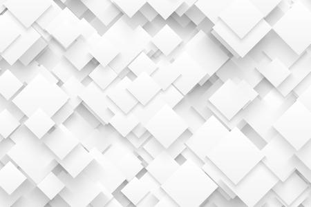 추상적 인 벡터 기술 흰색 배경