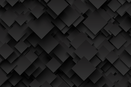 Abstract Vector Technology Dark Background Imagens - 80946756