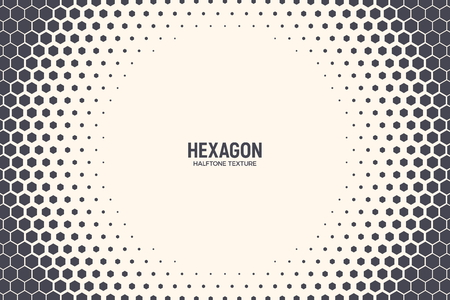 Hexagon Vector Abstract Technology Background