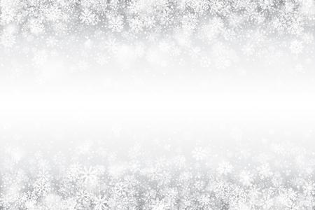 Vector Winter Swirling Snow Effect Stok Fotoğraf - 114304192