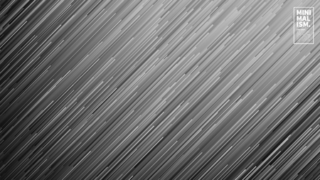 Dynamic Flow Lines Abstract Vector Background. Landing Page. Digital Glitch Conceptual Art Illustration Ilustração